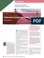 Conhecendo testes explorat+¦rios - parte 2
