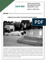official newsletter of verbum dei luzon  no 16