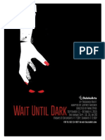 Wait Until Dark Program