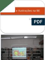 Leituras e Ilustrações na BE