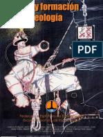 Técnica y formación en espeleología