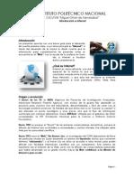 Introduccion a Internet Porf. Carlos Montiel R, IPN