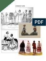 Costumbres, Vestimenta y Arte