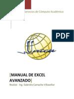 Manual de Excel Avanzado 2012