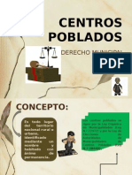 CENTROS-POBLADOS