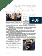 02.09.2013 Comunicado Durango Tendrá Un Gobierno Cercano a La Gente