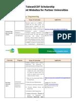 Univesidades de ICDF
