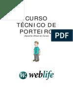 Apostila - Porteiro