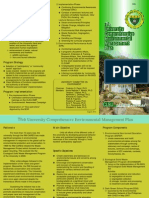 Environmental Management Plan Leaflet