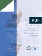 Manual Sobre El Comercio de Servicios. PDF