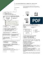 Examen diagnostico 6°