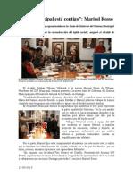 12.09.2013 Comunicado DIF Municipal EVV