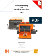 EEMF Troubleshooting on Electrical Machines