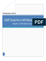 Micro l6 Usart