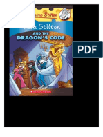 #01 - Thea Stilton and the Dragon's Code