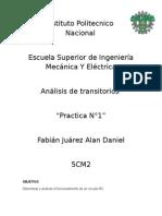 practica N° 1 transitorios