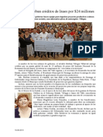 15.09.2013 Comunicado Creditos Inaes