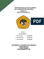 Kasus SPM 2-1 Cisco System (A)