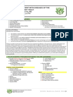 Approach to Patient With Diseases of the Kidney and Urinary Tract FINAL
