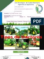 Tipos de Tractores