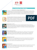 Tablets as Teaching Tools - Math Apps