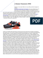 Acheter Nike Presto Homme Chaussures MM4