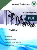 Akreditasi Puskesmas Dan Klinik IHQN 2013