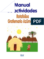 Grafemario Azümchefe