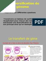 DM Diversification Du Vivant
