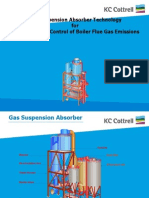 Gas Suspension Absorber Technology