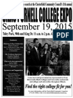 Silas Purnell College Expo