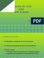 Ciclo Vital Erikson 14.03.11