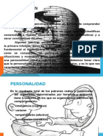Personalidad y sus aspectos importantes