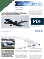 Trent 1000 Newsletter