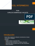 Curso Excel Intermedio