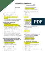 Examen-organizacion