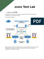 Datacore Test Lab