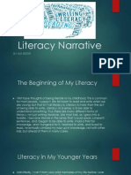 literacy narrative1