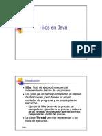 Java Hilos