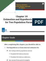 # 9 Uji Hipotesa Dua Parameter