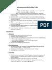 Quality Assurance Procedure for Major Works