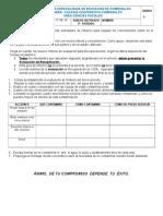 Guía de Refuerzo 3º Período - Ambiental