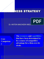 BUSINESS STRATEGY  Dr. Anton.ppt
