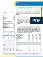 IDFC Research Report