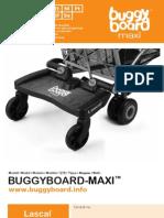 BB-Maxi Owner Manual A5 CN