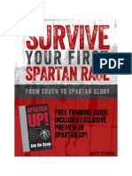 Survive Your First Spartan Race