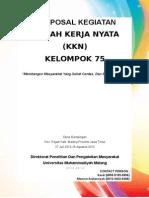 Proposal KKN 75