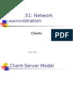 Clients Checklist