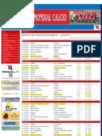 Calendario 2007-2008