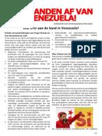 Handen Af van Venezuela Pamflet 2015